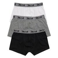 Boxer intimo nero uomo Marlboro Classics tg. L mcs underwear conf. 2 pz 4738