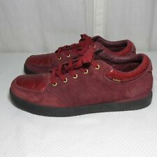 a28f75ae22 VANS Jim Greco Hammer Escobar Sneakers Skate Shoes 11.5 Red Suede Lmtd  Edition