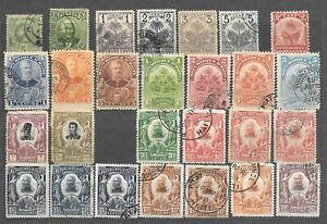 Haiti - Collection 57 stamps MLH / used
