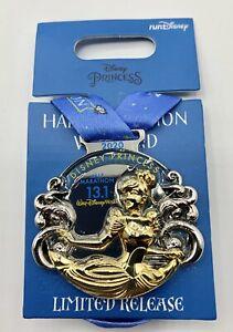 Run Disney Princess Marathon 2020 Cinderella Medal Pin 13.1K Limited Release