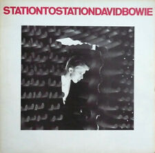David Bowie Station To Station 45°Th Anniversary Edt. LP Vinyl  Colorato