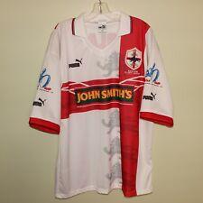 near mint ENGLAND Rugby Union 1996-97 Puma shirt L jersey World Cup John Smith's