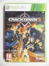 jeu CRACKDOWN 2 sur xbox 360 en francais game spiel juego gioco complet action