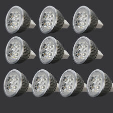 Lot10 DC12V MR16 4W LED Spotlight Spot Light Warm White Bulb Lamp Energy Saving