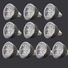 Lot10 DC12V MR16 4W LED Spotlight Spot Light Warm White Bulb Lamp Energy Saving