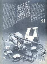 1978 Healthways Scuba Master Print Ad Diving masks Fins Knife Vest Snorkel