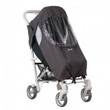 KOO-DI KEEP ME DRY STROLLER RAIN COVER - GREY - NEW
