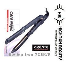 CREATE Cera Magic CR2003-7CSK Iron Quick Volume Curls Hair Round type MADE KOREA