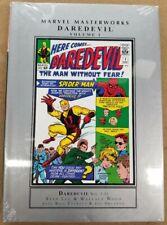 Daredevil Man Without Fear Volume 1 Marvel Masterworks HC #1-11 New Sealed