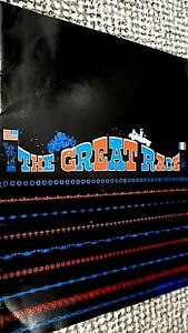 THE GREATEST RACE (1965) CINEMA FILM MOVIE SOUVENIR BROCHURE PROGRAMME