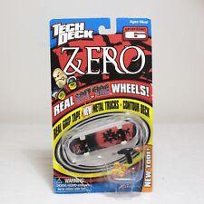 Zero Skateboard Tech Deck VTG 2000 X Concepts Generation 6 w/ Spitfire Wheels 2