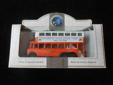 LLEDO PROMO TROLLEY BUS ST DAVID'S FOUNDATION NEWPORT / EISTEDDFOD 1998 #102
