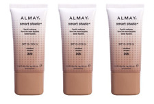 Almay Smart Shade Makeup with Spf 15, Medium #300, 1 Ounce (Pack of 3)