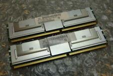 8GB Kit Netlist NMD517A21207FD5315HC PC2-5300F 4Rx8 FBDIMM ECC Server Memory RAM