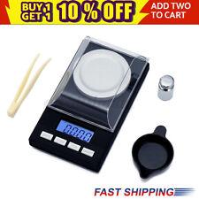 20/50gx0.001g LCD Precision Digital Scale Gram Grain Jewelry Milligram  #