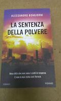 Alessandro Bongiorni - LA SENTENZA DELLA POLVERE - 2014 - 1° Ed. Piemme