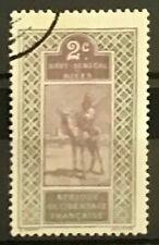 Upper Senegal & Niger #19 Used Camel Rider