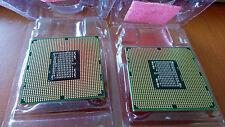 Un par de Mac Pro 2010 Intel Xeon E5620 cuatro núcleos 2.4GHz CPU LGA1366 SLBV 4