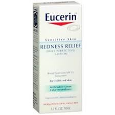Eucerin Redness Relief Daily Perfecting Lotion SPF 15, 1.7 Ounce Bottle