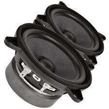 """Pair Faital PRO 4FE35 4"""" Midrange full-range Woofer Speaker 8 ohms 60W 91dB"""