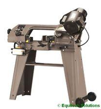 "Sealey Tools SM5 150mm 6"" Metal Cutting Bandsaw Saw Horizontal & Vertical New"