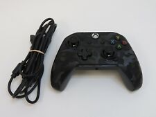PDP Wired Controller for Xbox One - Phantom Black