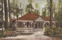 Erie, PENNSYLVANIA - Waldameer Park - Café - 1908 - Architecture