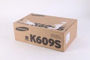 Samsung CLT-K609S Noir Cartouche Toner - Neuf