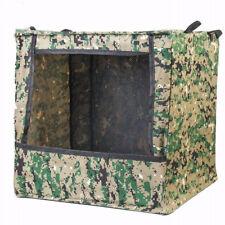 Outdoor Digi Camouflage Box-type Airsoft Gun Shooting Archery Target Case