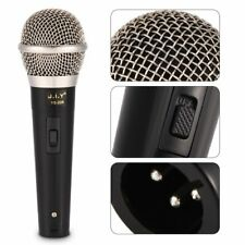 Handheld Wired Dynamic Microphone Audio Karaoke Singing Vocal Music+Audio Cable