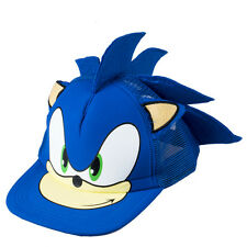 Youth Boy Girls Sonic The Hedgehog Cartoon Adjustable Baseball Hat Cap Cosplay