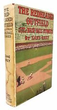 Zane Grey - The Redheaded Outfield - SIGNED, from Grey's Personal Library - 1920