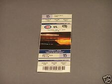 Chicago Cubs Game Ticket - May 11, 2010 vs the Florida Marlins
