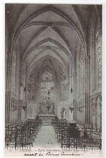 Eglise Saint Pierre Chapelle de la Vierge Lisieux France postcard