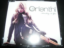 Orianthi According To You Rare Australian CD Single
