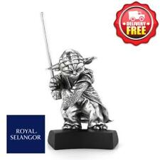 Royal Selangor Star Wars Yoda Figurine | Made of Pewter
