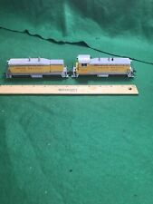 HO Scale Athearn SW9 Cow And Calf UP Runs Great  (HO62624)