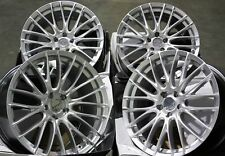 """19"""" SILVER SONIC ALLOY WHEELS FIT VAUXHALL OPEL ASTRA CORSA SIGNUM VECTRA ZAFIRA"""