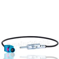 FAKRA M Antennes Adaptateur autoradio DIN ISO Connecteur pour BMW 3er e46 e90 5er Mini