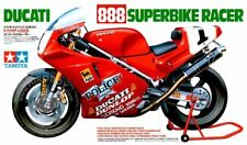 Tamiya Ducati 888 Superbike 1/12 Scale Kit #14063