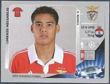 PANINI UEFA CHAMPIONS LEAGUE 2012-13- #467-BENFICA-LORENZO MELGAREJO