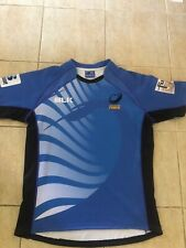 Western Force Super Rugby Jersey Size Xxl Made By Blk As New