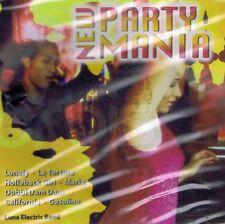 MUSIK-CD NEU/OVP - New Party Mania - Luna Electric Band