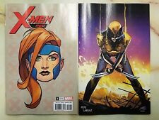 X-MEN RED #1 YOUNG GUNS 2018 + JEAN GREY HEADSHOT VARIANT COVERS MARVEL 1  LOT