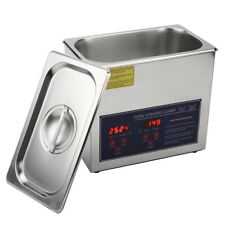 32l Digital Stainless Ultrasonic Cleaner Ultra Sonic Bath Cleaning Tank Timer