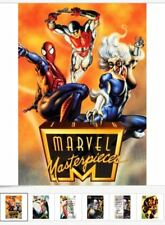 1996 Marvel Masterpieces BASE Card Singles PICK / Choose - Ship 25 Cents 4+
