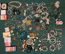 Joblot Costume Jewellery Necklaces Bracelets Earrings