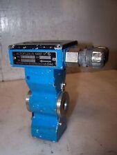 Krohne Dn 38 Inch Altometer Altoflux X 1000 Flow Meter