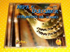 ARPA e DULCIMER  -  STRUMENTI DA SOGNO  -  CD 1998 allegato KELTIKA - COME NUOVO