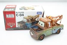 Tomica Takara Tomy Disney Movie PIXAR CARS 2 C-04 Tow-Mater Diecast Toy VX418931